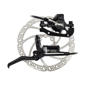 Tektro Draco - Frein àdisque - roue arrière noir